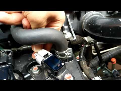 Фото к видео: 1KR-DE Daihatau Ayla Engine