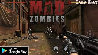 Mad zombies: hell Android GamePlay *Game Plex* Hd