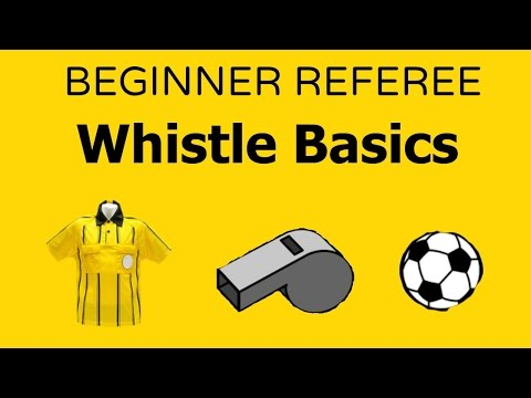 How To: Whistle Basics