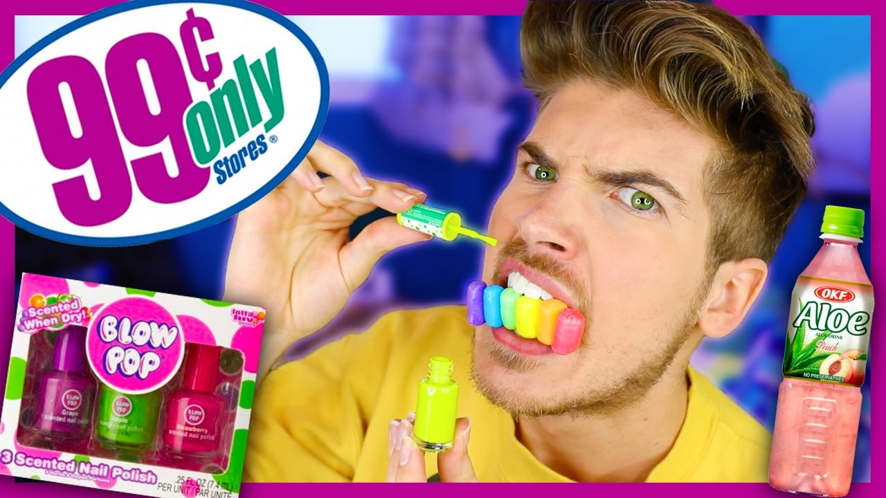 TESTING 99 CENT STORE PRODUCTS