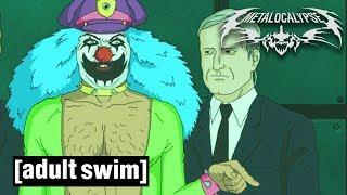 Metalocalypse | Rock N Roll Clown | Adult Swim