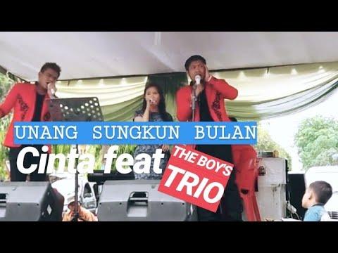 Unang Pola Sukkun Bulan - Marsada Band-Cover by The Boys Trio feat Cinta Sitohang