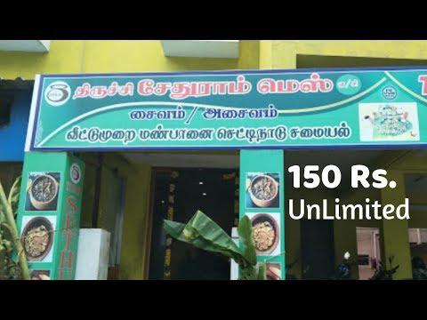 Hotel Sethuram - Velachery || Naanum Foodie Dhaan - Ep-03 || Chennai Vlogger - Tamil