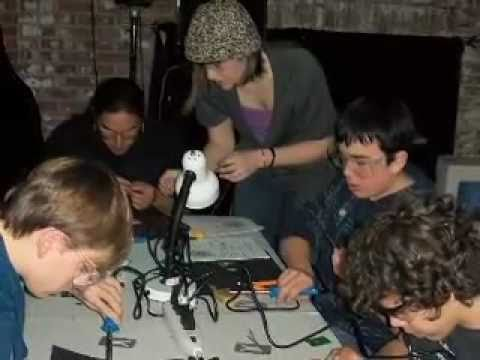 New Adventures in Sound Art - Youth Initiative Program