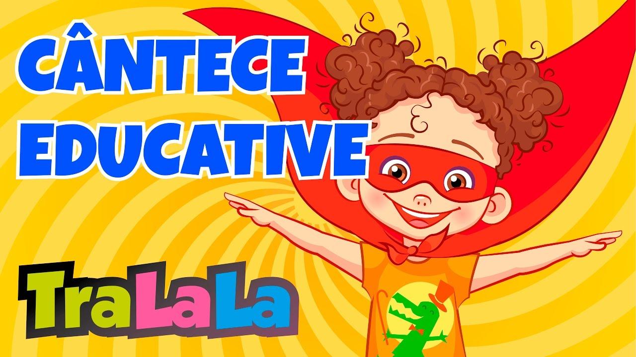Două mânuțe - Cântece educative pentru copii - 60 MIN | TraLaLa