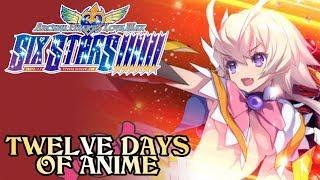 SugarPunch Twelve Days Of Anime #06: Arcana Heart 3 Love Max Six Stars!!!!!!