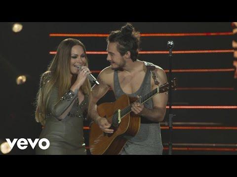 Solange Almeida - Amei Te Ver (Ao Vivo) ft. Tiago Iorc