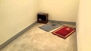 Musalla Prayer Room Hyatt Regency Dubai 10.3.2015