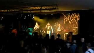 PYORRHOEA- Scornseed live- Aaaaaaaarrghh Szczecin Extreme Fest 2014