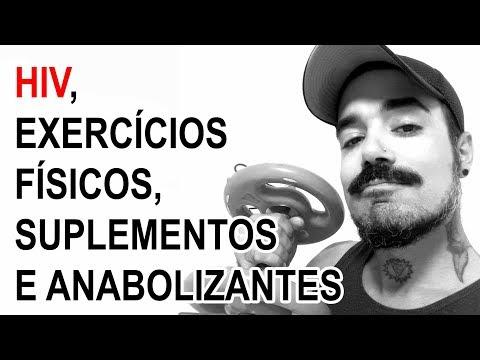 HIV/AIDS - EXERCÍCIOS FÍSICOS, SUPLEMENTOS E ANABOLIZANTES