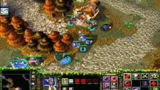 Прохождение Warcraft 3: The Frozen Throne - Осколки Альянса #6