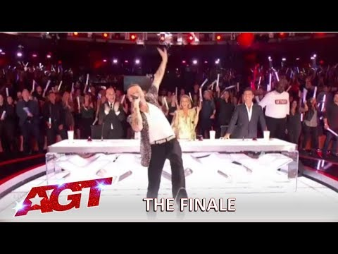 EPIC Finale Into: Kygo, Macklemore With Ndlovu and Detroit Youth Choir| America's Got Talent 2019