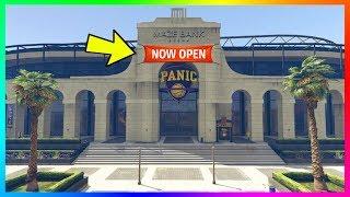 GTA 5 Maze Bank Arena Interior - NEW DETAILS! Stadium Found, Future GTA Online Update & MORE!