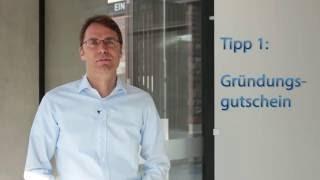 Fördermittel für Gründer - 5 Tipps von der IHK Region Stuttgart