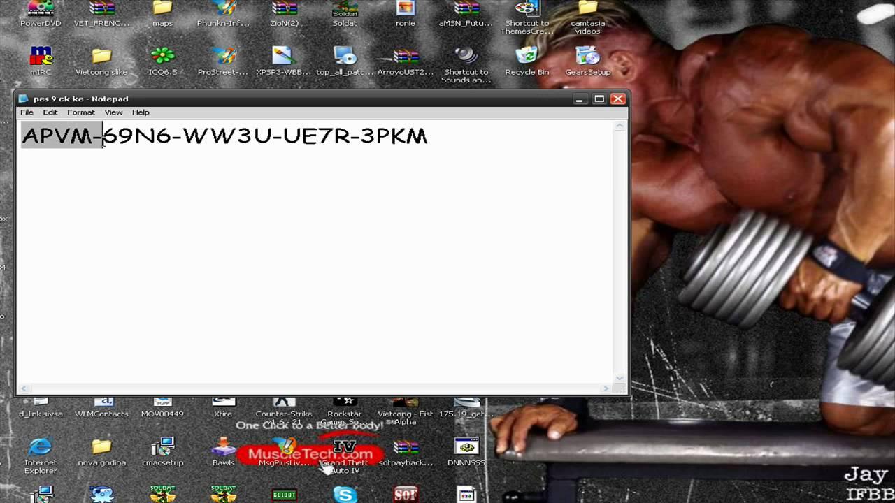 activation key pes 2015 demo dowoload gratis