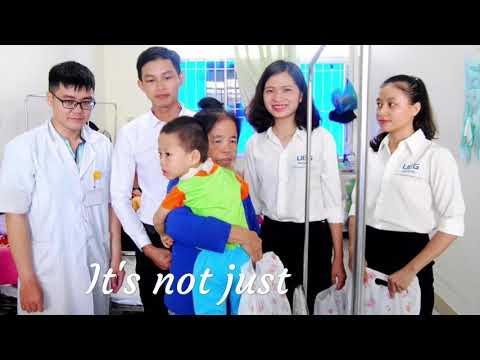 UEG Medical supports cerebral palsy children
