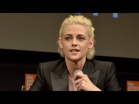 'Personal Shopper' Press Conference | Kristen Stewart & Olivier Assayas | NYFF54