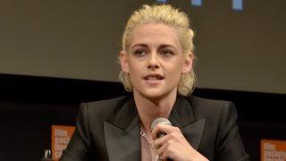 'Personal Shopper' Press Conference | Kristen Stewart & Olivier Assayas | NYFF54