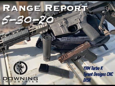 Range Report 5-30-20