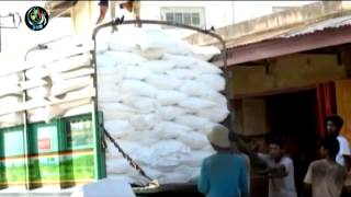 Burma begins exporting rice to Japan