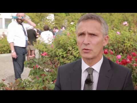 One on One Express: Jens Stoltenberg, NATO Secretary General