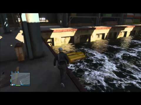 Obtenir sous-marin sur Gta Online