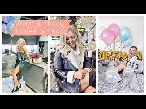 Worst Birthday Best Birthday, He Spoilt Me + RiverIsland Try On Haul | Em Sheldon Vlogmas