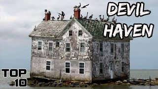 Top 10 Most Haunted Places In America You Shouldn't Visit