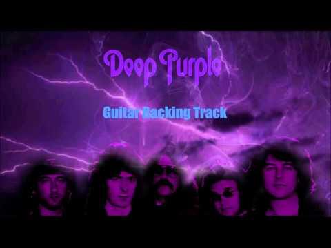 Deep Purple - Demons Eye [Guitar Backing Track]