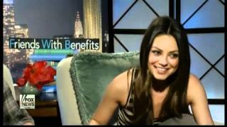 Mila Kunis dates US Marine