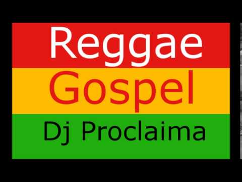 Reggae Gospel Music Video DJ Proclaima Reggae Takover Gospel Radio Mix