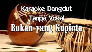 Karaoke Bukan Yang Kupinta Dangdut