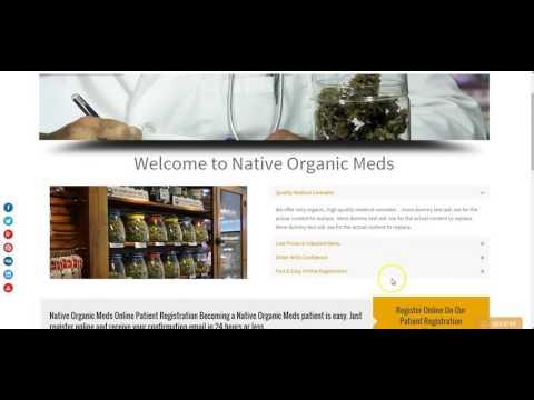 Native Organic Meds -WordpressUnleashed.com