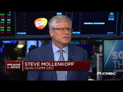 Qualcomm CEO: 5G is important to us
