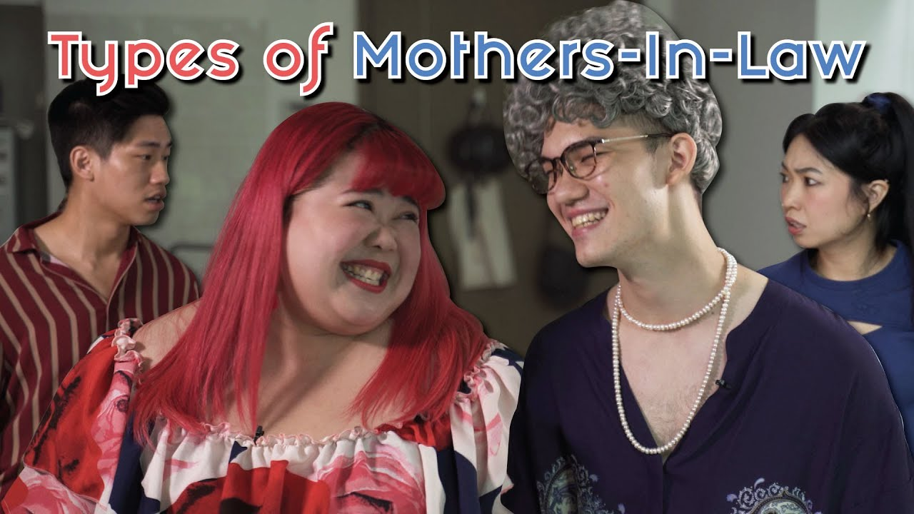 Types Of Annoying Mothers-In-Law