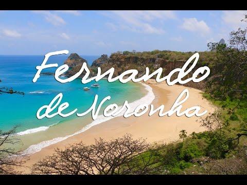 A wonderful trip to Fernando de Noronha, the Brazilian Paradise (4k)