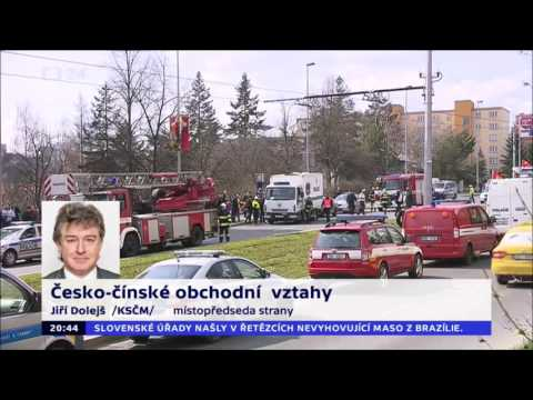 Jiří Dolejš o česko-čínských vztazích - 27. 3. 2017
