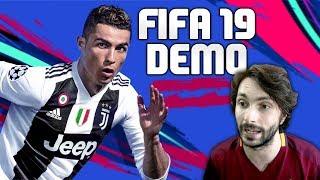 FIFA 19 DEMO!! POTPUNO NOVA I DRUGAČIJA FIFA!