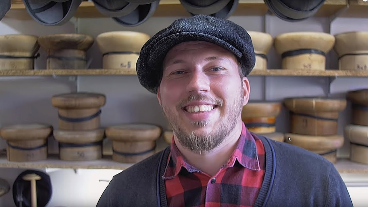 Sterkowski - The Hats and Caps Workshop - YouTube 51e25529d44