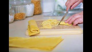 Воскресный обед из моего детства...Суп с лапшой и клецками..(Schlagklosse) рецепт немцев Поволжья.