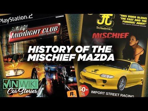Zero 2 Hero: Mundane Mazda to Midnight Club Cover