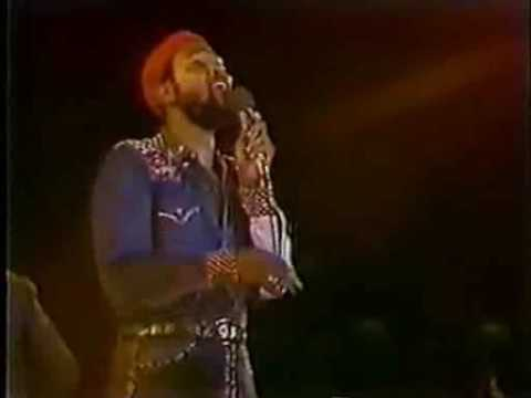 Marvin Gaye - LIVE Jan 1974