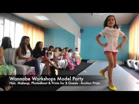 Wannabe Workshops Model Party - Auction Prize