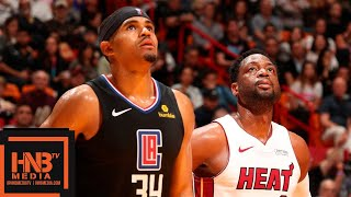 Miami Heat vs LA Clippers Full Game Highlights | 01/23/2019 NBA Season