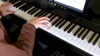 ABRSM Piano 2013-2014 Grade 6 C:1 C1 Berkeley Allegro Five Short Pieces Op.4 No.5 Performance