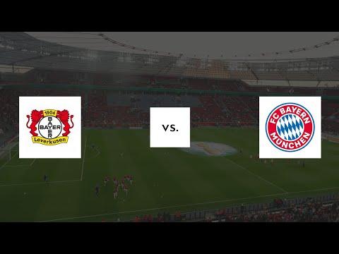 Bayer Leverkusen - FC Bayern München 2:6   17.04.2018   DFB Pokal