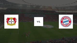 Bayer Leverkusen - FC Bayern München 2:6 | 17.04.2018 | DFB Pokal