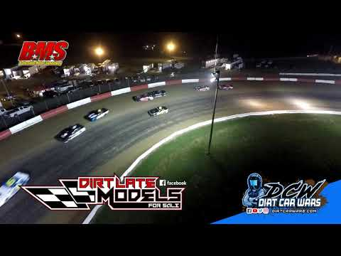 50 Lap Street Stock Feature on 9-15-18 at Batesville Motor Speedway