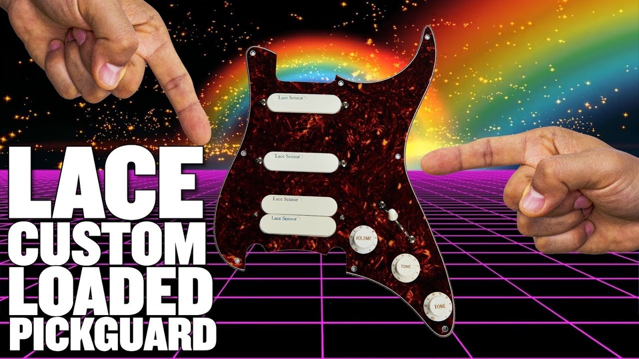 Fender Lace Pickup Wiring Diagram