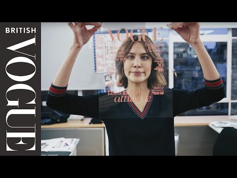 How to Become a Creative Director with Alexa Chung | Future of Fashion | British Vogue